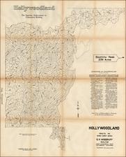 California Map By Sidney H. Woodruff / Rapid Litho.
