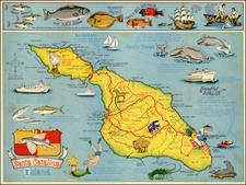 California Map By Triumph Press Inc.
