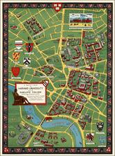 Map By Alva Scott Garfield
