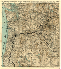 Map By Poole Brothers