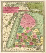 Midwest Map By Jeremiah Greenleaf