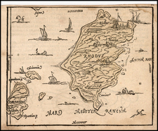 Greece and Balearic Islands Map By Zacharias Heyns