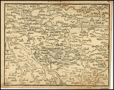 Germany Map By Zacharias Heyns
