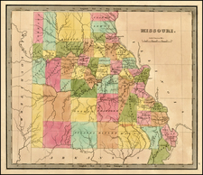 Midwest and Plains Map By Jeremiah Greenleaf