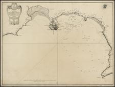 Spain Map By Don Vincente Tofiño de San Miguel / Juan de la Cruz Cano y Olmedilla