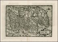 Scotland Map By Matthias Quad
