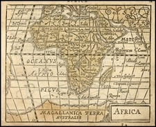 Africa Map By Zacharias Heyns