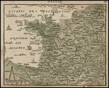 France Map By Zacharias Heyns