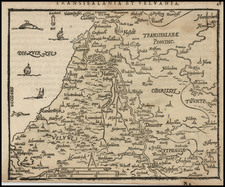 Netherlands Map By Zacharias Heyns