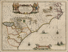 Southeast Map By Willem Janszoon Blaeu