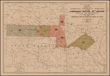 Plains Map By C.C. Royce