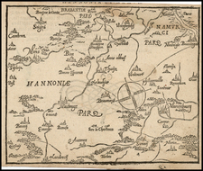 Map By Zacharias Heyns