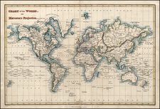 World and World Map By John Wyld