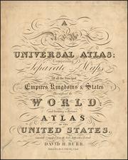 Title Pages Map By David Hugh Burr