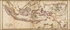 Southeast Asia Map By A. Baedeker / Otto Petri