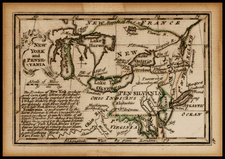 Mid-Atlantic and Midwest Map By John Gibson