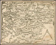 Switzerland Map By Zacharias Heyns