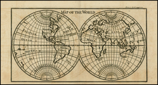World Map By Anonymous