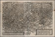 Austria, Hungary and Romania Map By Matthias Quad