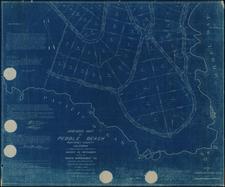 California Map By Pacific Improvement Co. / T.B. Hunter / Lott D. Norton