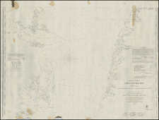 Mid-Atlantic Map By United States Coast Survey