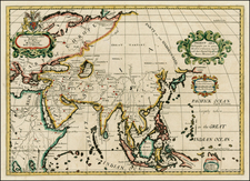 Asia and Asia Map By Edward Wells