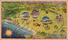 California Map By Harold Mueller