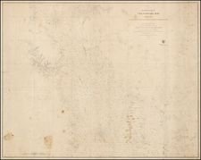 Mid-Atlantic Map By United States Coast Survey