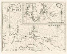 Philippines and Indonesia Map By Francois Valentijn