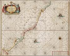 Brazil Map By Henrdick Doncker