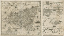 Italy and Balearic Islands Map By Gerard Van Keulen