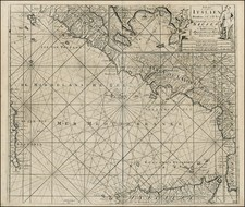 Southern Italy and Sicily Map By Johannes Van Keulen