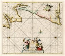 Portugal Map By Johannes Van Keulen