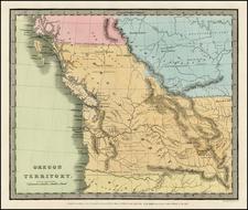 Canada Map By David Hugh Burr