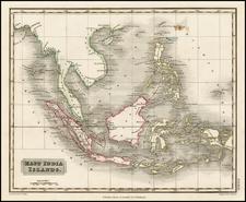 Southeast Asia Map By Aaron Arrowsmith