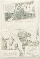Map By Joseph Frederick Wallet Des Barres