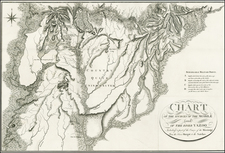 South Map By Victor George Henri Collot