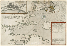 Brazil Map By Henricus Hondius