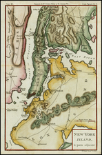 Mid-Atlantic Map By Thomas Conder