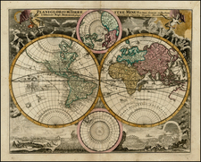 World and World Map By Christopher Weigel