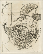 World, World, Northern Hemisphere and Polar Maps Map By Heinrich Scherer