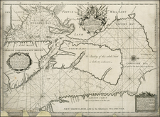 Polar Maps and Canada Map By Christopher T. Middleton