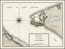 Map By Victor George Henri Collot