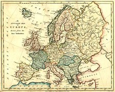 Europe and Europe Map By Robert Wilkinson