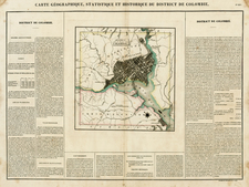 Mid-Atlantic and Washington, D.C. Map By Jean Alexandre Buchon