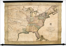 United States, Midwest and Plains Map By Samuel Lewis