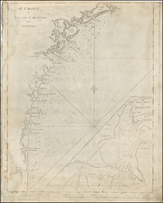 Southeast Map By William Norman