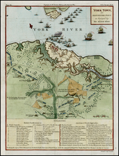 Mid-Atlantic and Southeast Map By Thomas Conder