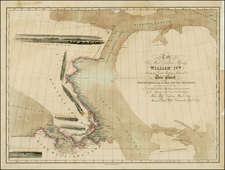 Polar Maps and Canada Map By E.H. Ross