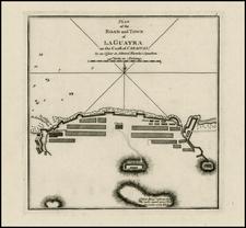 South America Map By Thomas Jefferys